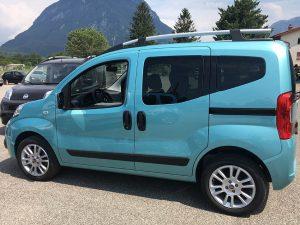 Fiat Qubo disabili