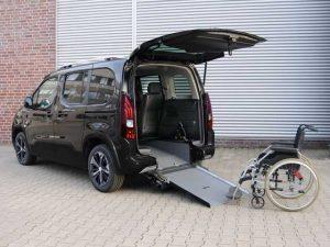 Pugeot Rifter Trasporto Disabili