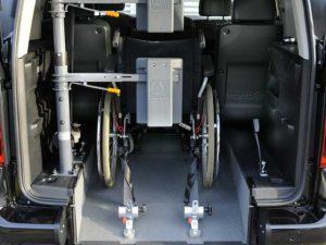 Peugeot Rifter ribassamento pianale