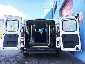 Fiat Talento Autolift