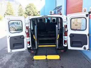 Fiat Talento handicap