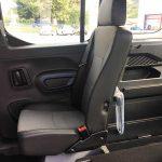 Peugeot Rifter disabili interni