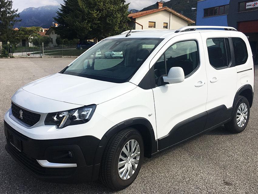Peugeot Rifter focaccia