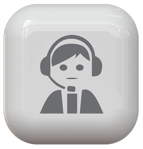 Icona customer service