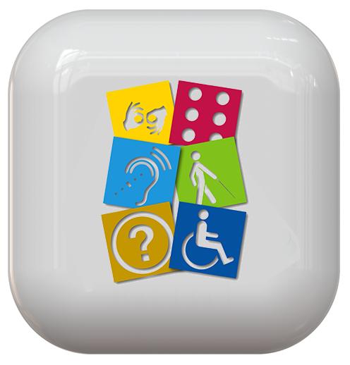 Icone servizi per disabili