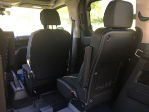Opel Combo interni