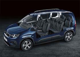 Peugeot Rifter per disabili