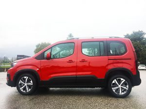 Peugeot rifter imobility