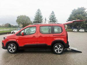 Peugeot rifter Olmedo