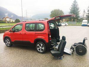 Peugeot rifter amf