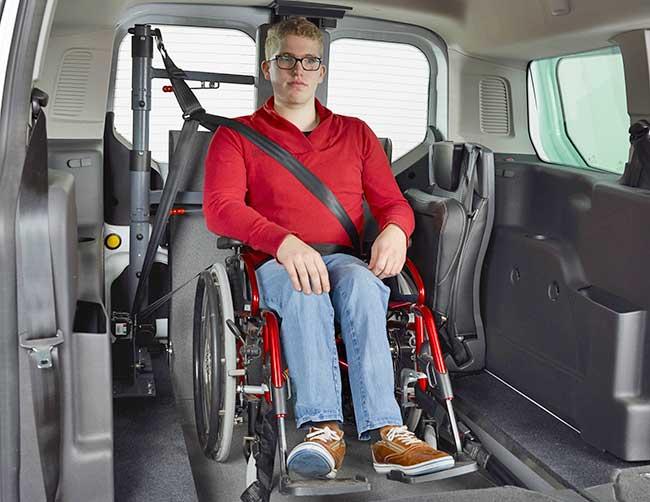 Auto per disabili