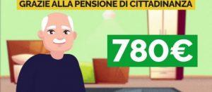 Pensione di cittadinanza disabili