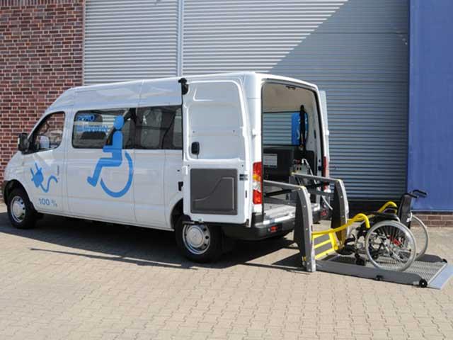 veicoli disabili usati