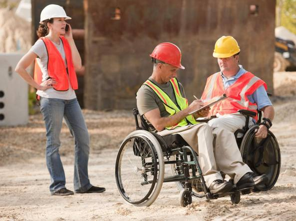 104 assunzione lavoratori invalidi