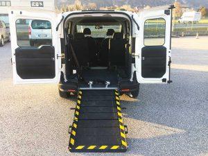 Fiat Doblò usato Autonomy