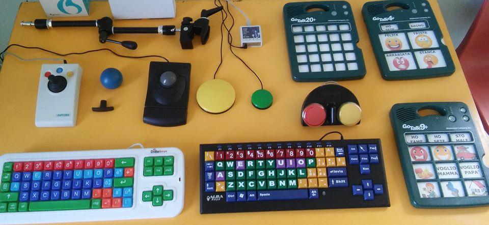 Tecnologie assistive per disabili