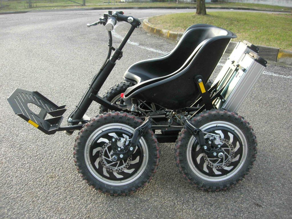 acquistare carrozzine per disabili