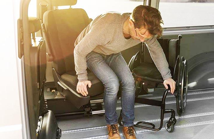 Legge 104 trasporto disabili