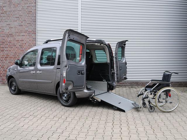 Mercedes Citan abbassamento veicolo