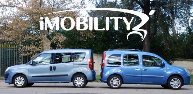 Renault kangoo vs Fiat doblò disabili