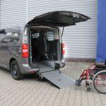 Toyota Disabili