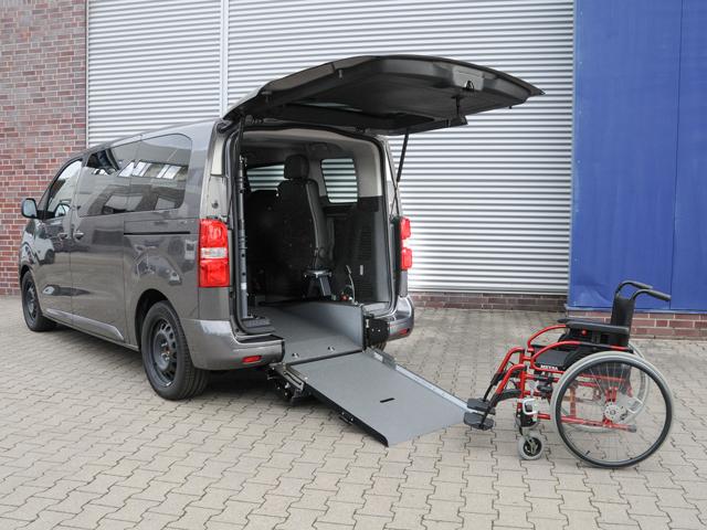 Toyota proAce Disabili