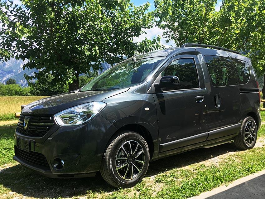 Acquistare Dacia Dokker per disabili