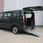 Opel Vivaro disabili