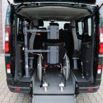 Opel Vivaro allestimento disabili