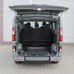 Renault trafic trasporto disabili
