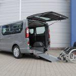 Renault trafic handicap
