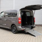 Peugeot Traveler handicap