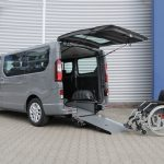 Nissan trasporto disabili