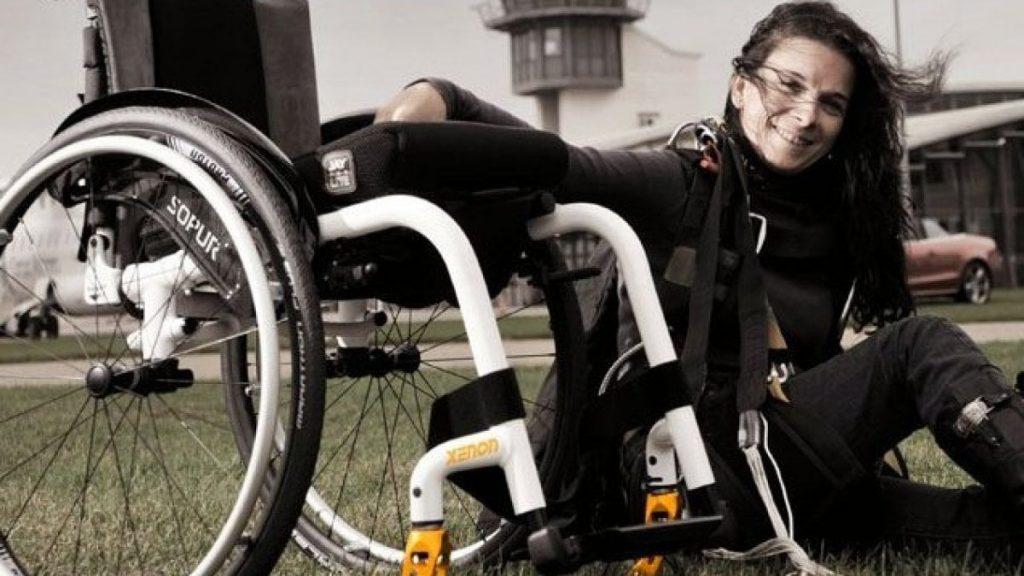 sport estremi disabilità