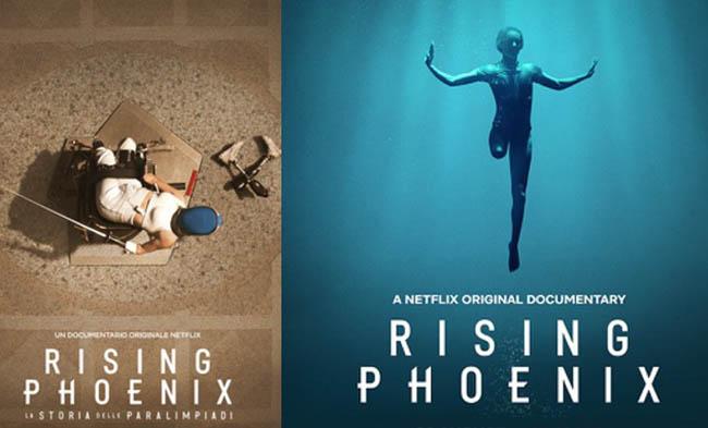 Rising Phoenix paralimpiadi