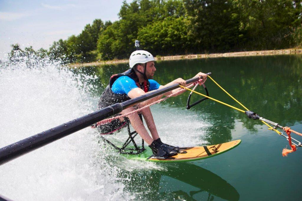 disabilità e sport acquatici