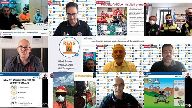 Webinar REAS in attesa dell'edizione 2021
