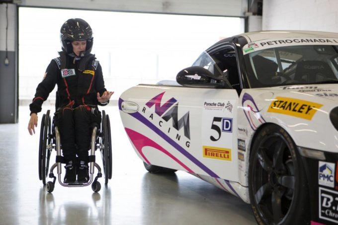corse automobilistiche e disabili