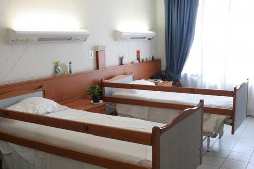 La camera geriatrica