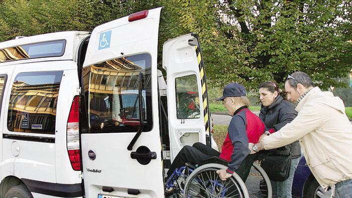Taxi e voucher per disabili