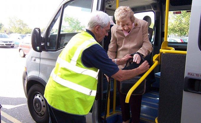 Auser e trasporto disabili