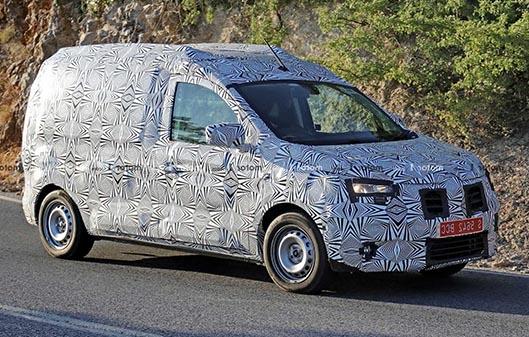 Dacia Dokker 2021 con pianale ribassato