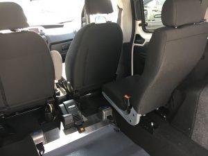 Bipper trasporto disabili