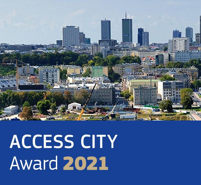 Bologna city access award 2021