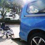 Caddy 5 per disabili