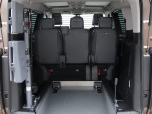 allestimento auto elettriche per disabili