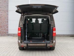 trasporto disabili con veicoli elettrici