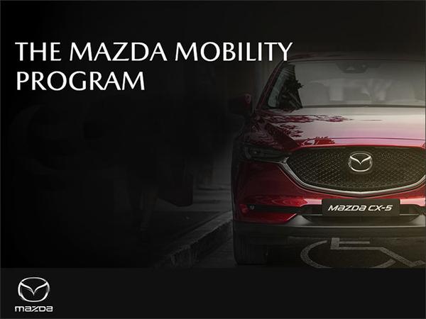 Mazda e auto per disabili