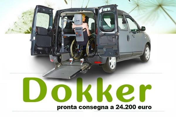 Dacia Dokker in promozione