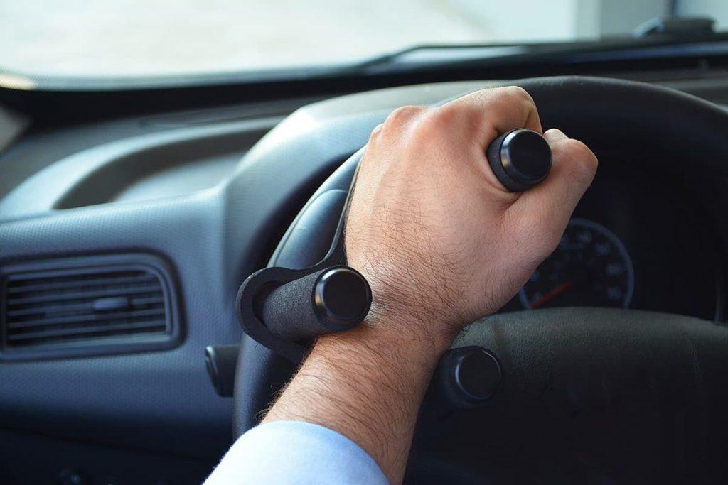Adattamento al volante